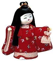 およばれ 木目込み人形 材料セット(手芸材料・人形キット)