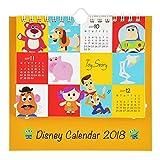 卓上カレンダー 2018 トイ・ストーリー ポップアップ