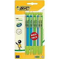 Bic Eco Bic Matic (Mechanical Pencilsブリスターパックの10x使い捨て0.0インチ(0.7MM) マキシパック