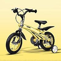 YANFEI 子ども用自転車 子供用自転車2?11歳の子供に適したマグネシウム合金のボディーバイク - 12/14/16インチの三輪車 子供用ギフト