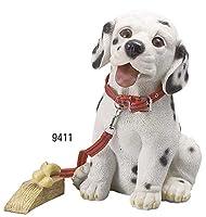 ドアストッパー犬  (ダルメシアン)