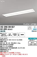 オーデリック 店舗・施設用照明 テクニカルライト ベースライト【XD 266 091B7】XD266091B7
