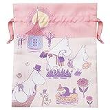 ムーミン トラベル巾着 ウォーター Sサイズ MMKN1409