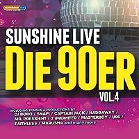 Sunshine Live: Die 90er Vol. 4