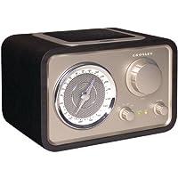 Crosleyクラウスレイ ソロラジオCR221ブラック 並行輸入