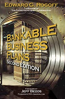 Bankable Business Plans by [Rogoff, Edward, Bezos, Jeff]