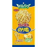 スリムバッグシリーズ コイケヤミニッツ スティックポテト のり塩