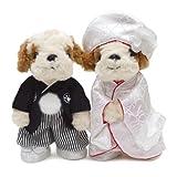 PUPPY PASSION(パピーパッション) ウエディング ドール ウェルカムドール ぬいぐるみ 着物 和装 シーズー