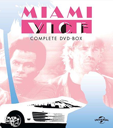 マイアミ・バイス コンプリート DVD-BOXの詳細を見る