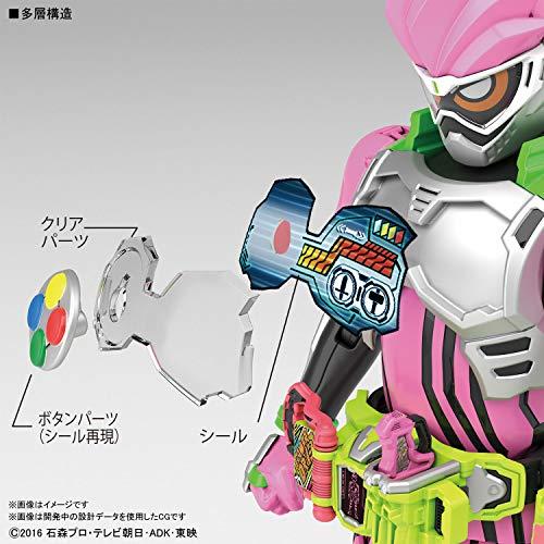 フィギュアライズスタンダード 仮面ライダーエグゼイド アクションゲーマー レベル2 色分け済みプラモデル