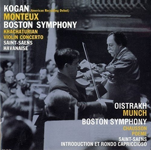 ハチャトゥリアン:ヴァイオリン協奏曲&サン=サーンス:ハバネラ他(期間生産限定盤)