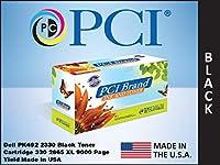 PCIデル2330ブラックトナー330–2665x l 9K