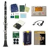YAMAHA ヤマハ クラリネット YCL-450 管楽器担当のおすすめ初心者セット C