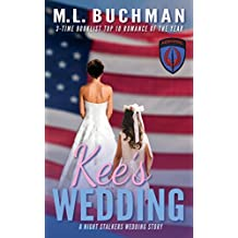 Kee's Wedding (Night Stalker Wedding Stories Book 2)