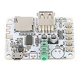 KKmoon USB DC 5V BT2.1 オーディオレシーバボード ワイヤレスステレオ音楽モジュール(TFカードスロット付)