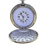 ステンレス鋼触覚懐中時計用ブラインド または ビジョン障害または高齢者の ため の運営男性と女性