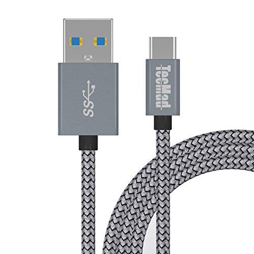 【3M usb c グレー 】TecMad USB3.0 T...