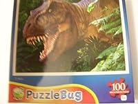 Puzzlebug 100 Piece Jigsaw Puzzle - T-Rex