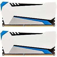 Avexir雷電シリーズ16GB ( 2x 8GB ) ddr3–2133MHz DIMMキット( Blue Lightning )