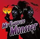 My Favorite Monster ※初回限定盤(CD+DVD)(在庫あり。)