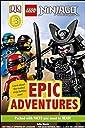 DK Readers Level 3: LEGO NINJAGO: Epic Adventures (Dk Readers, Level 3)