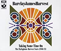 Taking Some Time on: Parlophone-Harvest Years