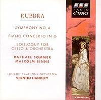 Rubbra;Sym.4/Piano Concerto