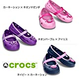 クロックス メンズ 【クロックスジャパン正規品】 クロックス(crocs) キーリー ぺタル チャーム フラット PS