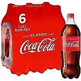 Coca-Cola Classic PET 6 x 1.25L