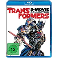 Transformers: 1-5 Collection