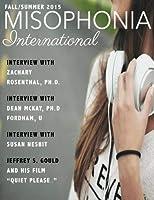 Misophonia International (Summer/Fall 2015) [並行輸入品]