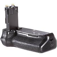 NEEWER バッテリーグリップホルダー(BG-E14交換品)LP-E6バッテリーまたは6個AA電池で作業 Canon EOS 70D 80Dカメラに対応 【並行輸入品】