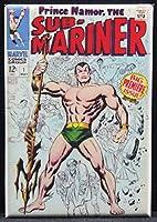 sub-mariner # 1Comic Book冷蔵庫マグネット。