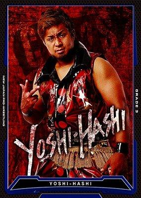 キングオブプロレスリング第20弾/BT20-030/R/Head Hunter/YOSHI-HASHI