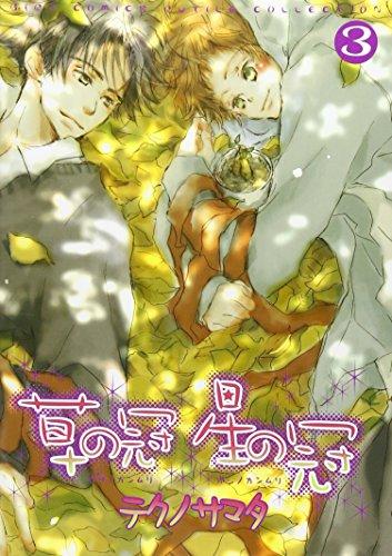草の冠星の冠 3 (バーズコミックス ルチルコレクション)の詳細を見る