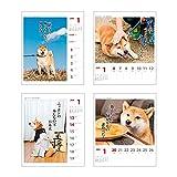 アートプリントジャパン 2019年 犬川柳(週めくり) カレンダー vol.005 1000100942 画像