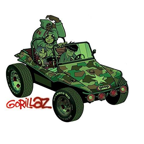 Gorillaz (Clean)の詳細を見る
