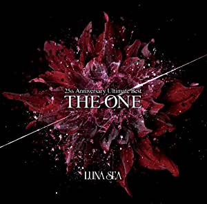 LUNA SEA 25th Anniversary Ultimate Best THE ONE