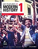Cover of Key Features of Modern History 1 Year 11 Student book + obook assess