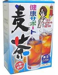 山本漢方製薬 健康サポート麦茶 10gX28H