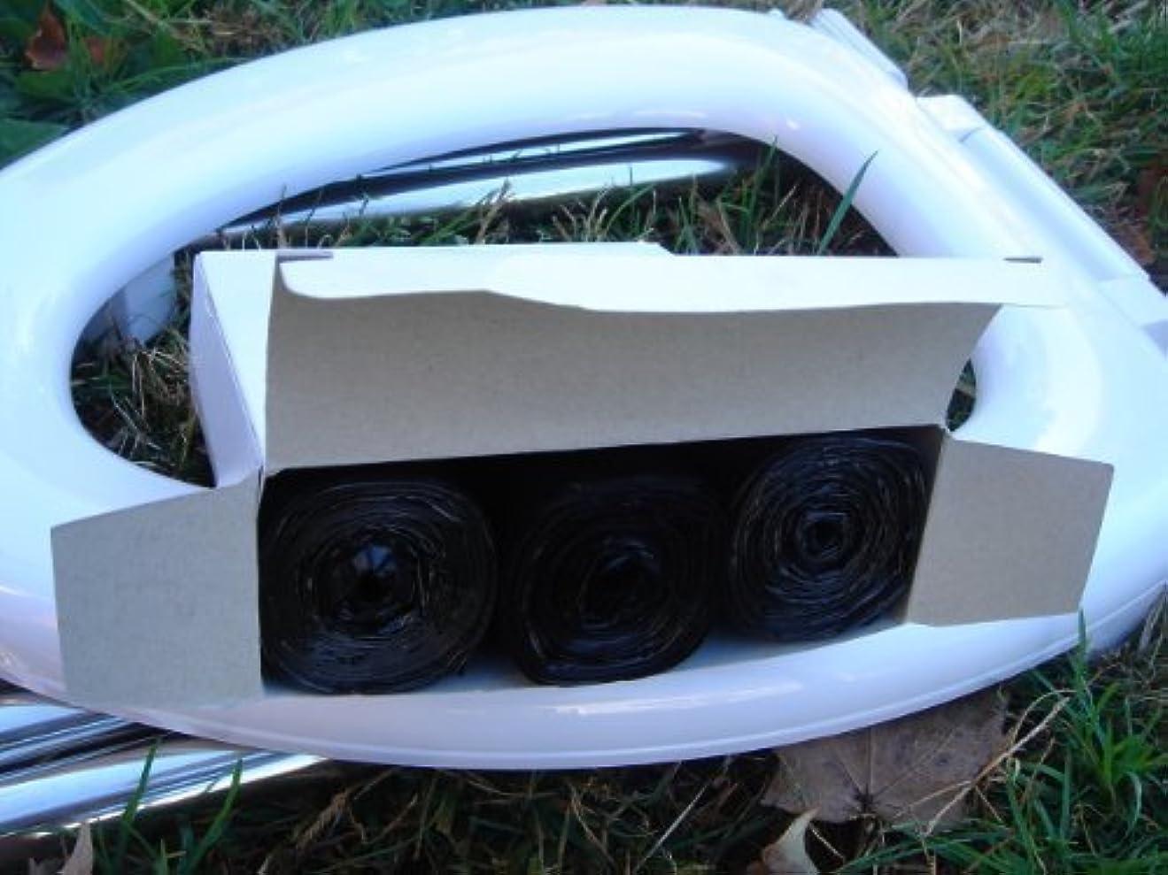 鳴らす論文劇作家Disposable Waste Bags for Portable Toilets by Matter of Time