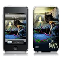 Music Skins iPod Touch 8GB (第2世代) / 32GB 64GB (第3世代) 用フィルム In Flames – A Sense Of Purpose iPod Touch 8GB (第2世代) / 32GB 64GB (第3世代) MSRKIPT20071