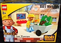 Lego Duplo Bob the Builder Bob's Workshop 3271
