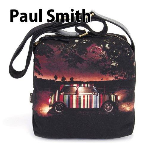 ポールスミス Paul Smith バッグ メンズ ショルダーバッグ 斜め掛け ミニクーパープリント AJXA 2590 L547 1
