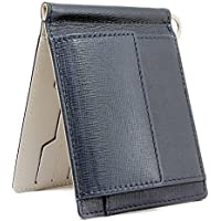 Eredità マネークリップ 小銭入れ付き 革 旅行 財布 メンズ 本革 日本製 全3色 MC01