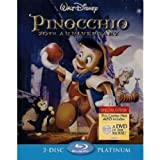 Pinocchio SteelBook [Blu-ray]