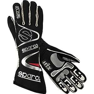 sparco スパルコ レーシンググローブ ARROW H-7 (ブラック, 10 (Lサイズ))