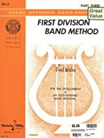 Alfred Publishing 00-FDL00184A First Division Band Method Part 3 - Music Book