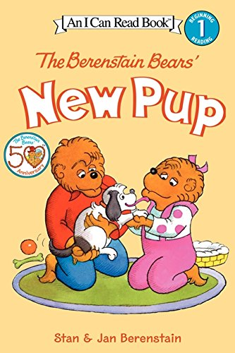 The Berenstain Bears' New Pup (I Can Read Level 1)の詳細を見る