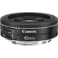 Canon 単焦点レンズ EF40mm F2.8 STM フルサイズ対応-Black- [並行輸入品]